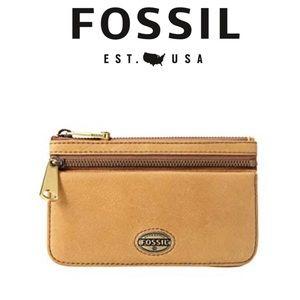 Fossil Explorer Flap Wallet